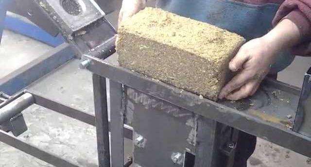 Как изготовить топливные брикеты своими руками из навоза