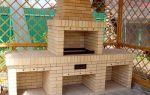Как строится кирпичная печь барбекю, пошаговая методика для новичков