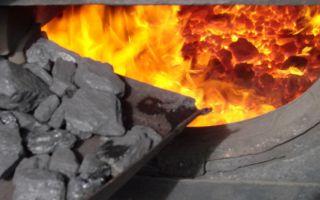 Как правильно топить печь углем, основные правила