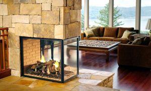 Стекло для камина: жаропрочное, огнеупорное, термостойкое
