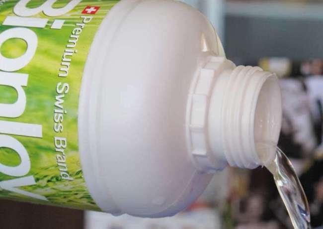 Швейцарское биотопливо