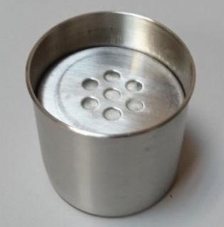 Самый простой вид горелки для биокамина