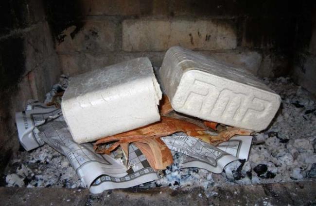 Подготовка печи к растопке