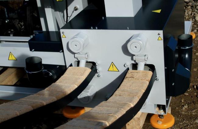 Установка для производства топливных брикетов РУФ