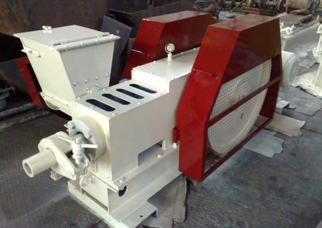Установка для формовки топливных брикетов Нестро