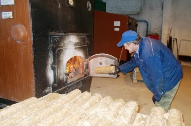 Использование брикетов топлива для отопления