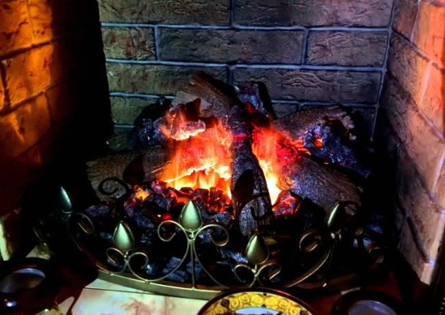 Искусственное пламя своими руками фото 184