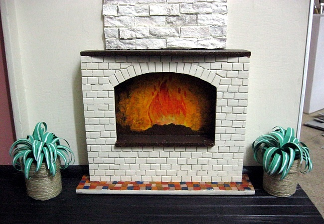 Искусственное пламя своими руками фото 623