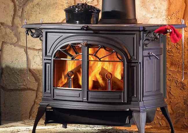 Симпатичный аппарат для отопления дома
