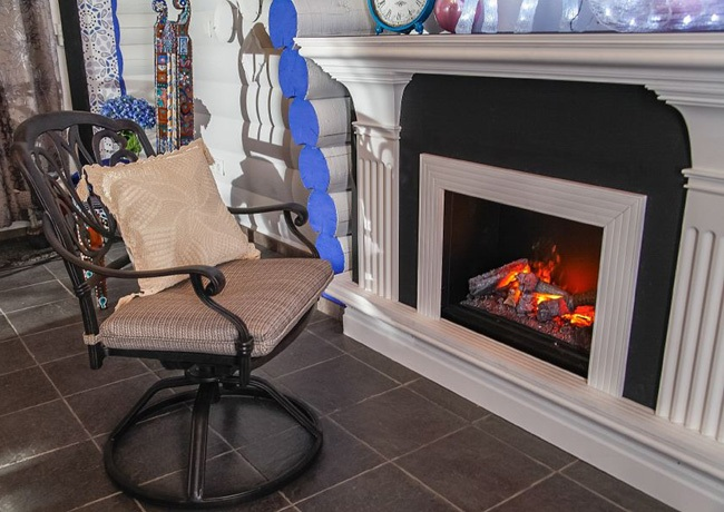 Домашняя зона отдыха и расслабления