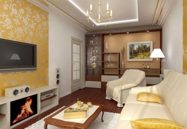 Большая комната в квартире