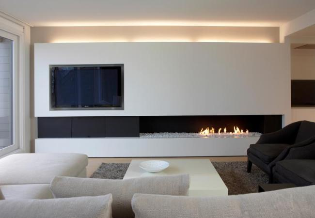 Дизайн интерьера в стилистике хай-тек