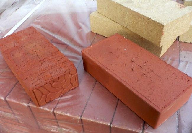 Материал для строительства каминов