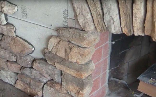 Работа с натуральным камнем