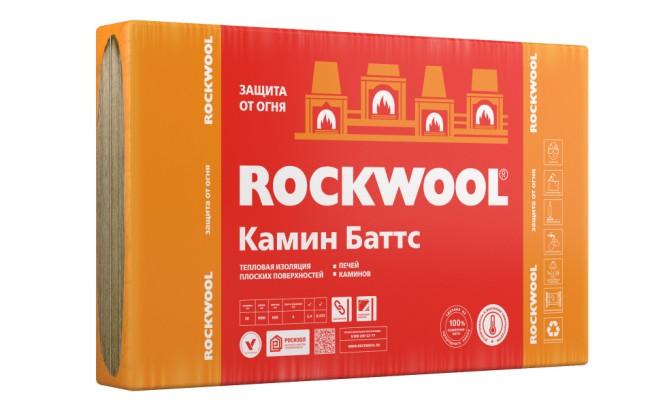 Изоляционный материал Rockwool