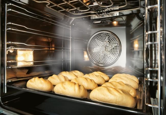 Процесс изготовления хлеба