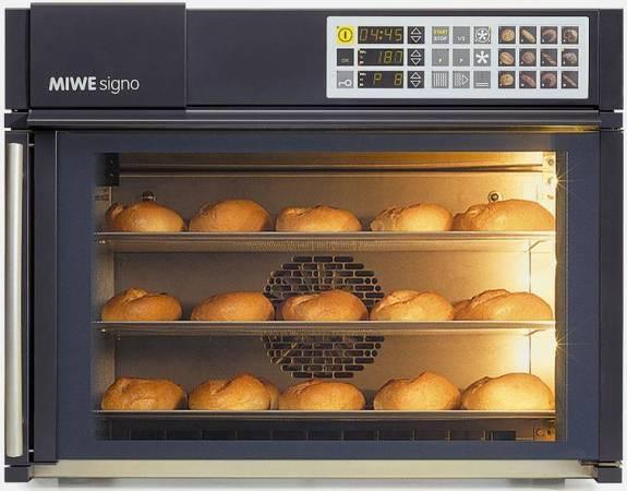 Фабричное производство хлеба