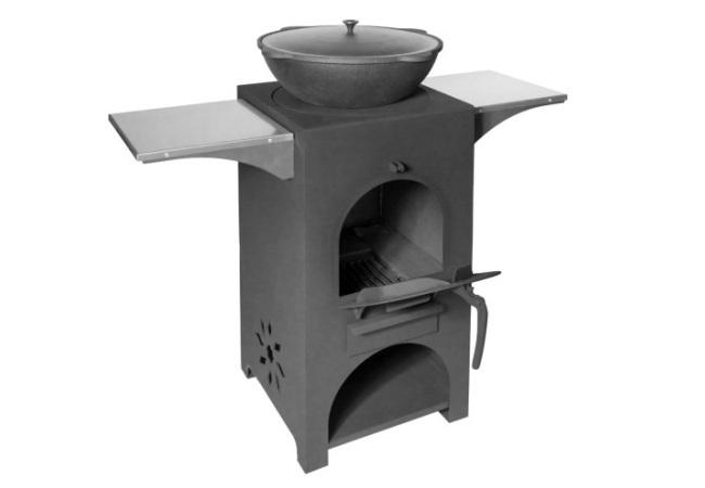 Фабричная печка