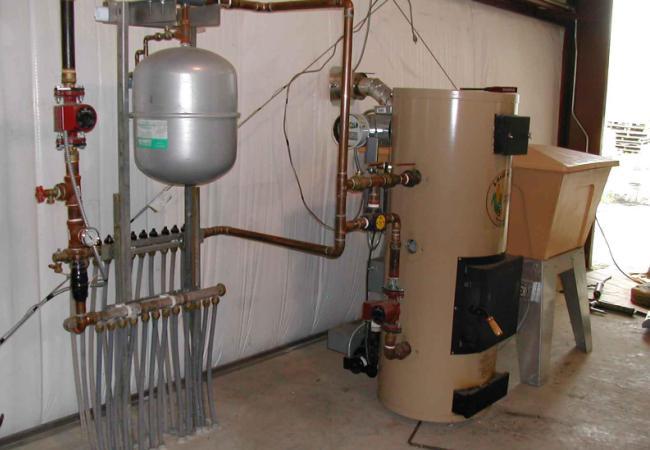 Комбинированная система отопления дома
