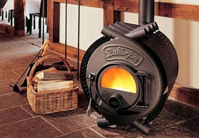 Современный аппарат для отопления дома