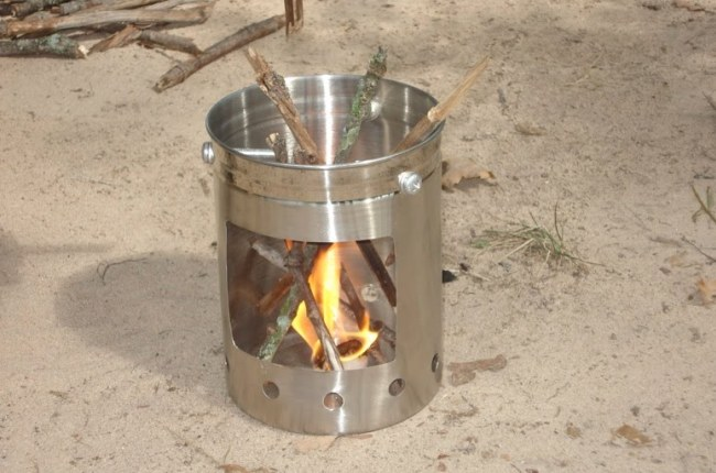 Печка сделанная своими руками