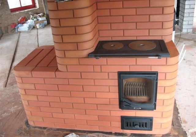 Удобная в использовании печь