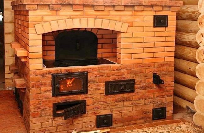 Многофункциональная печка