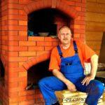 Русская печь и мастер